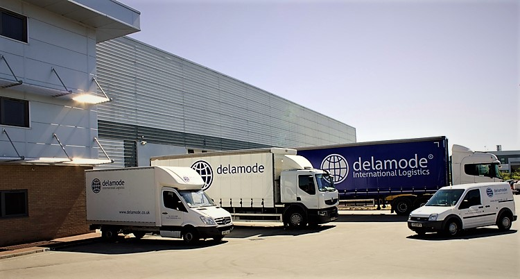 Delamode cheap UK distribution
