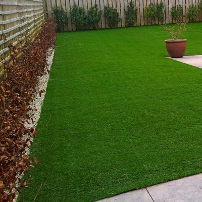 Install Drought Resistant Grass