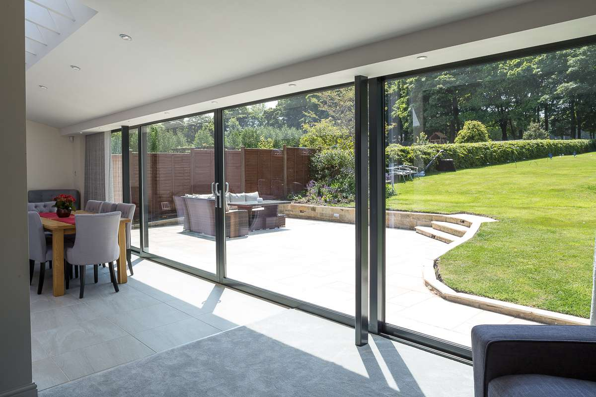 Let the Summer in With a New Sliding Door