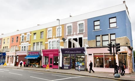 Leyton High Road