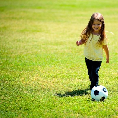 What Age Should Children Start Learning Football?