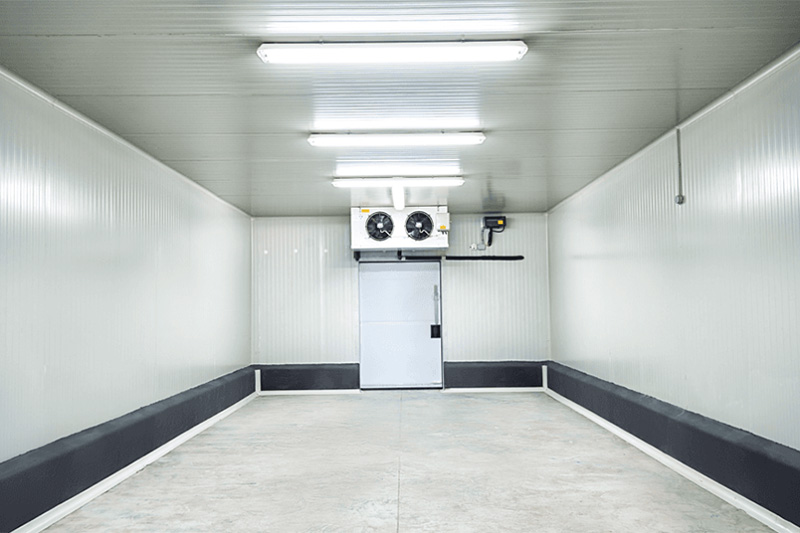 Usage of Power Generators in Temporary Cold Rooms